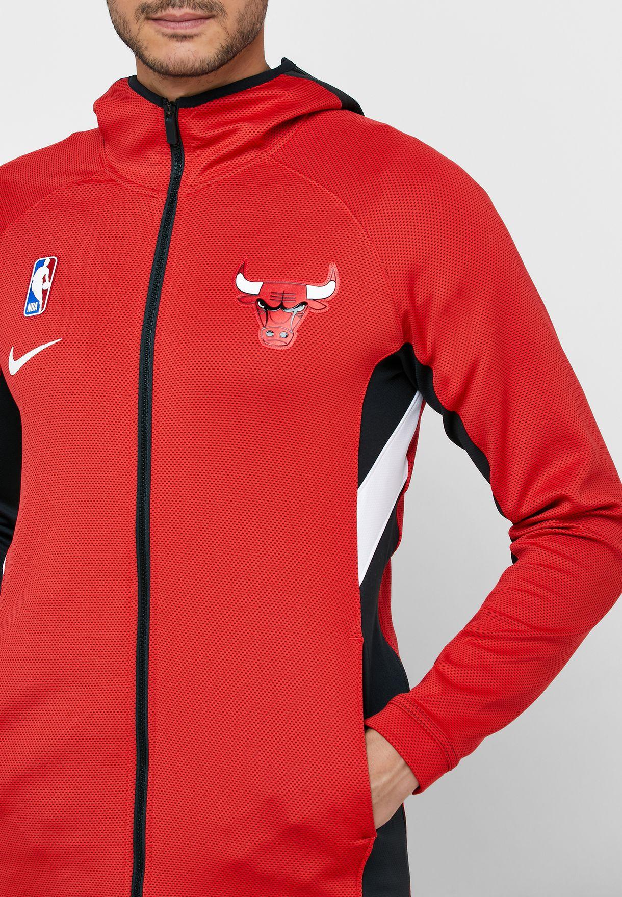 Nike Chicago Bulls Thermoflex Hoodie