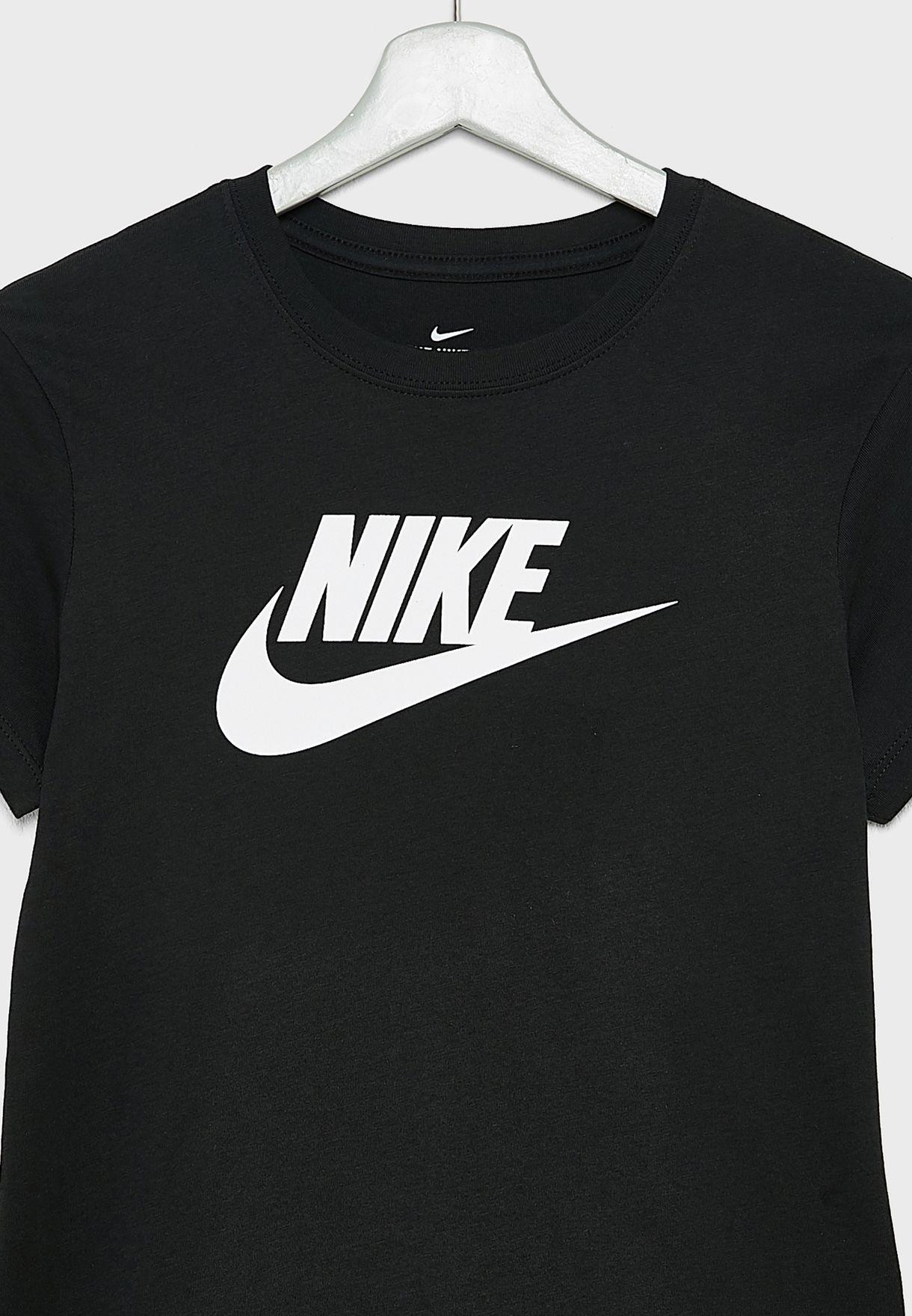 Youth Basic Futura Droptail  T-Shirt