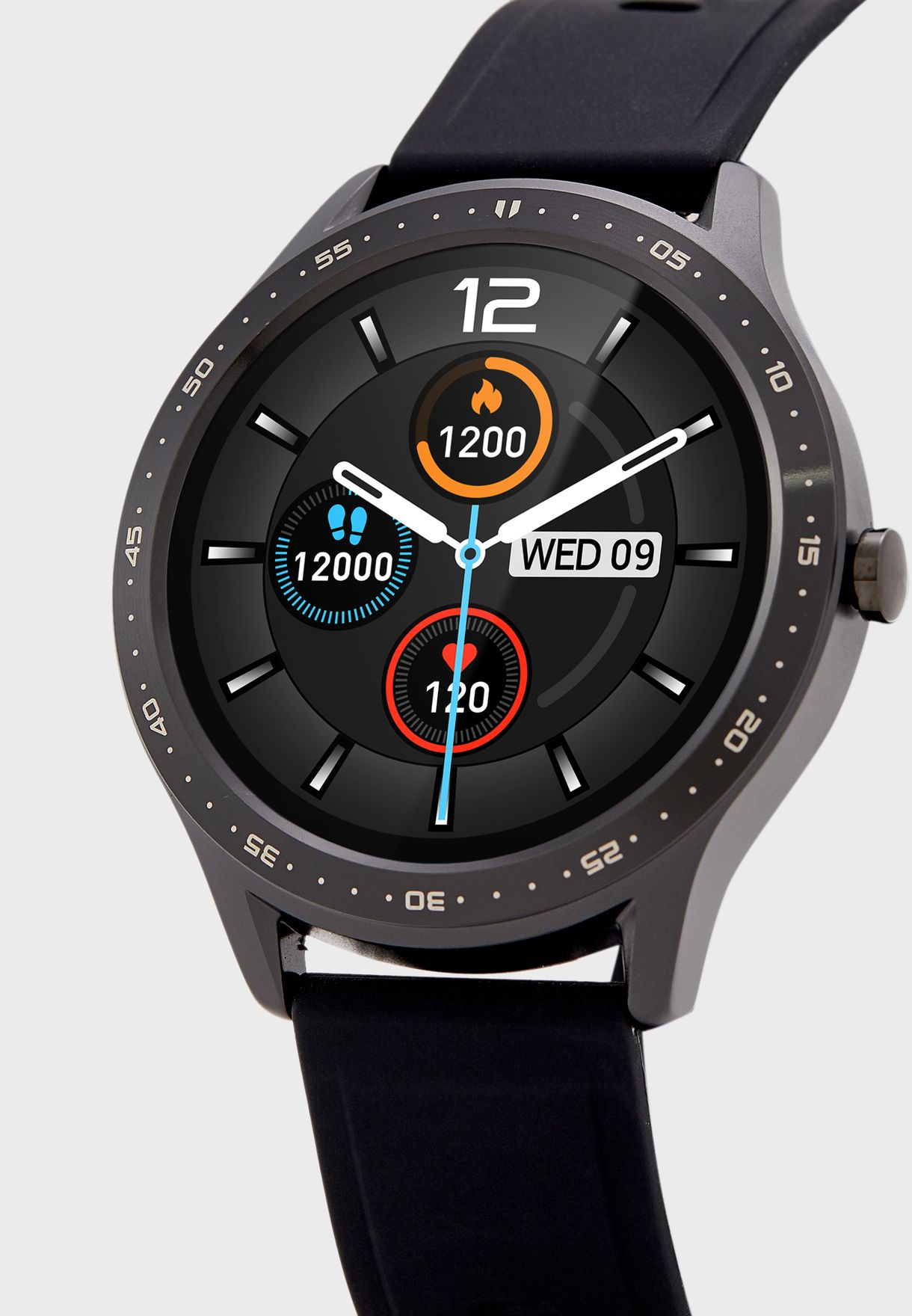 Smart Watch W/ Heart Rate And Multi Features