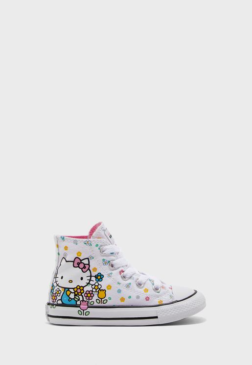 Infant Hello Kitty Chuck Taylor All Star Hi