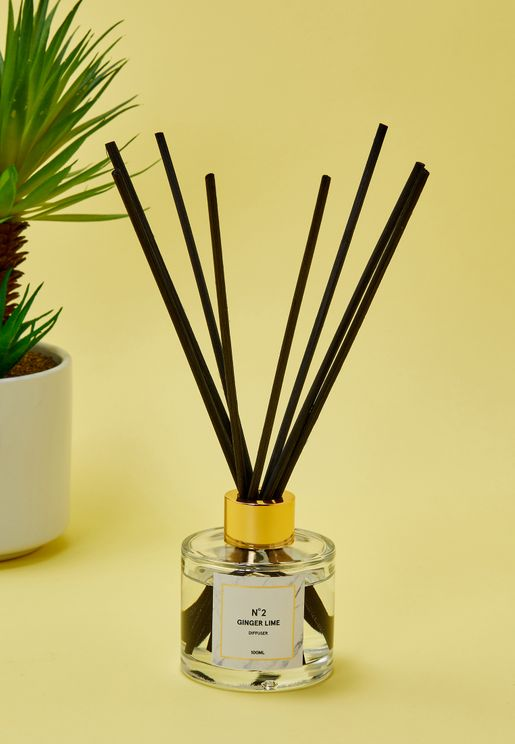 N* 2 Ginger Lime Diffuser 100ml