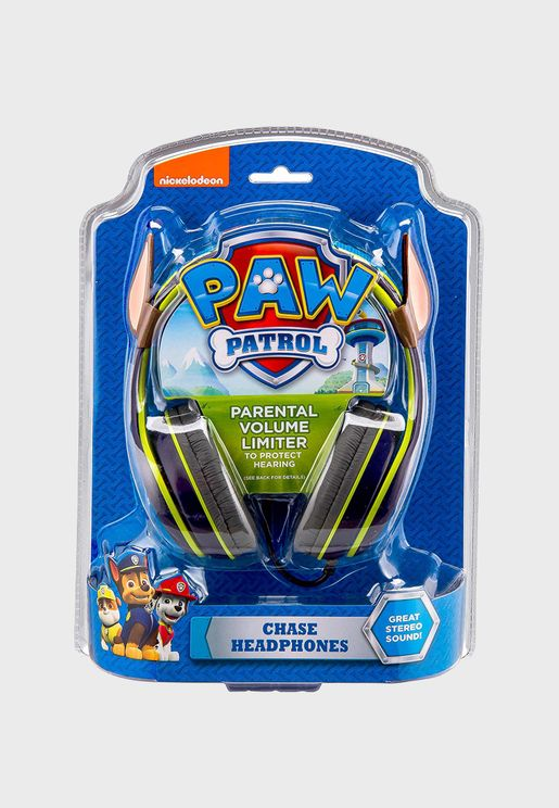 Paw Patrol Over Ear Headphones