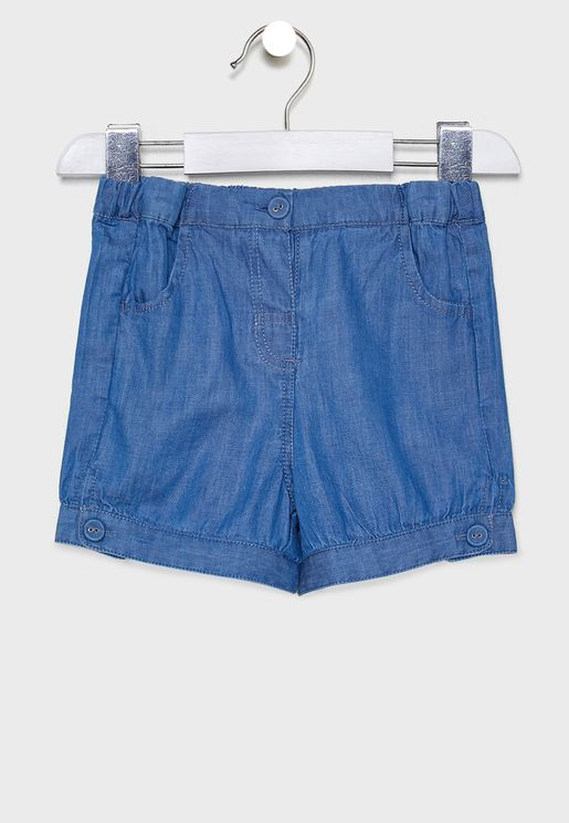 Kids Pretty Shorts