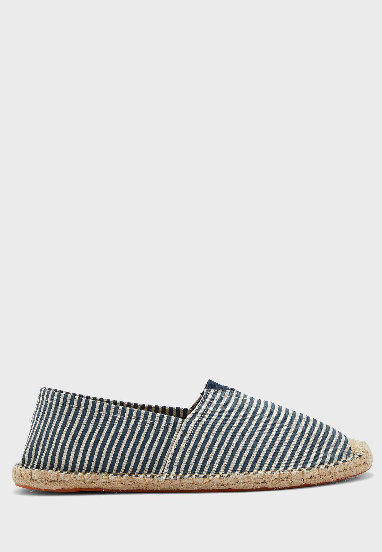 Stripes Espadrilles