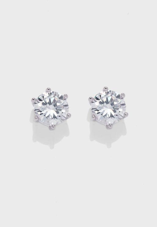 Claw Stud Earrings