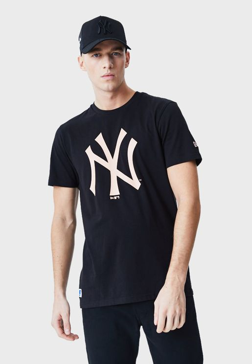 New York Yankees MLB Logo T-Shirt