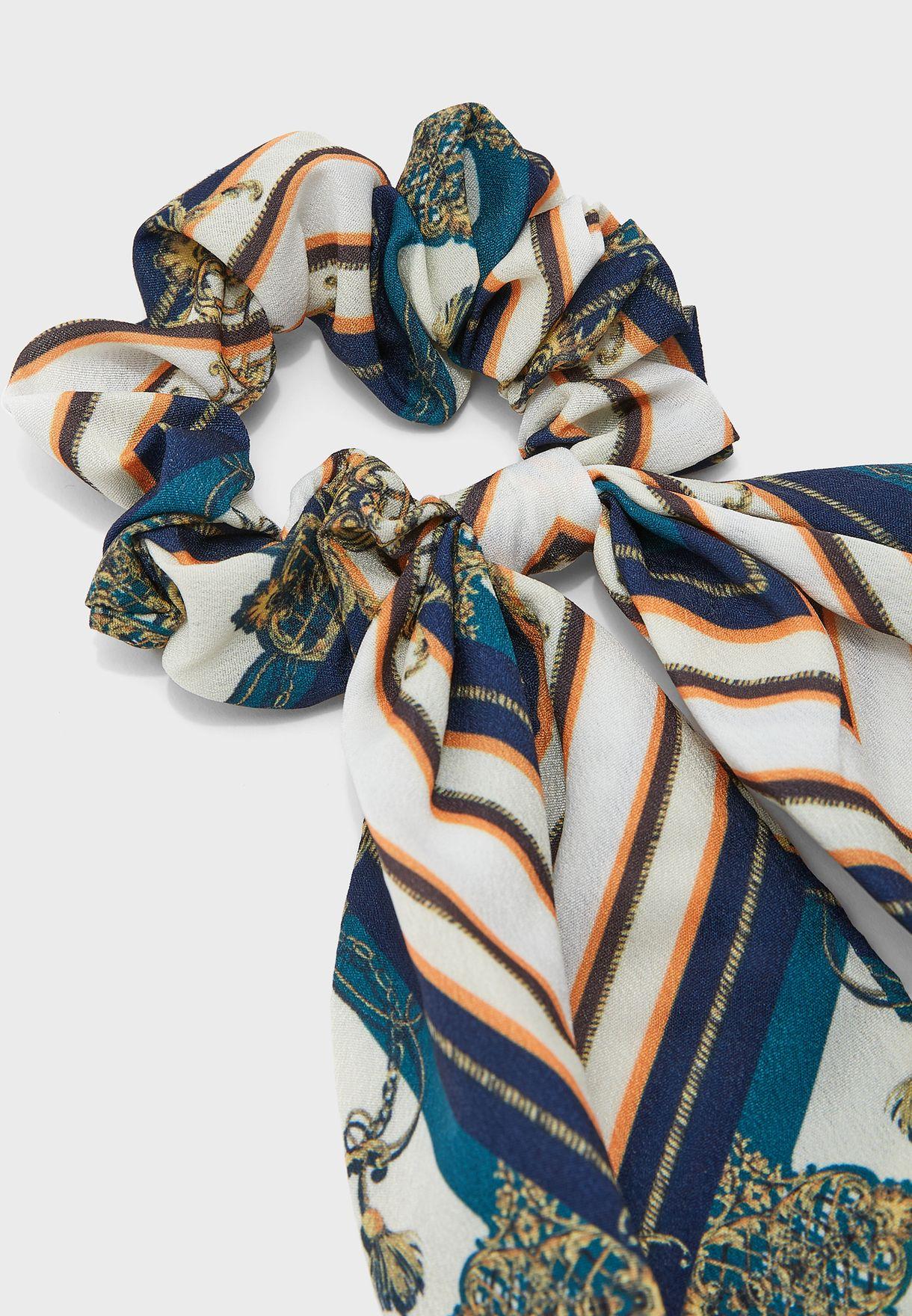 ربطة شعر مطاطية