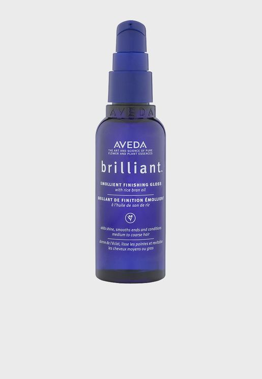 Brilliant Emollient Finishing Gloss 75ml