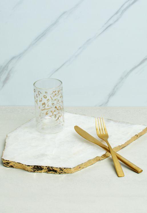 Quartz Serving Platter