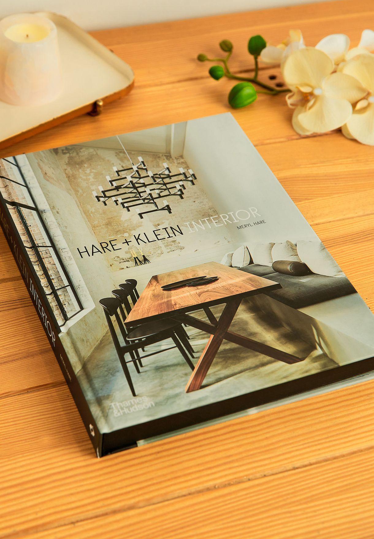 كتاب هير اند كلاين انيريور