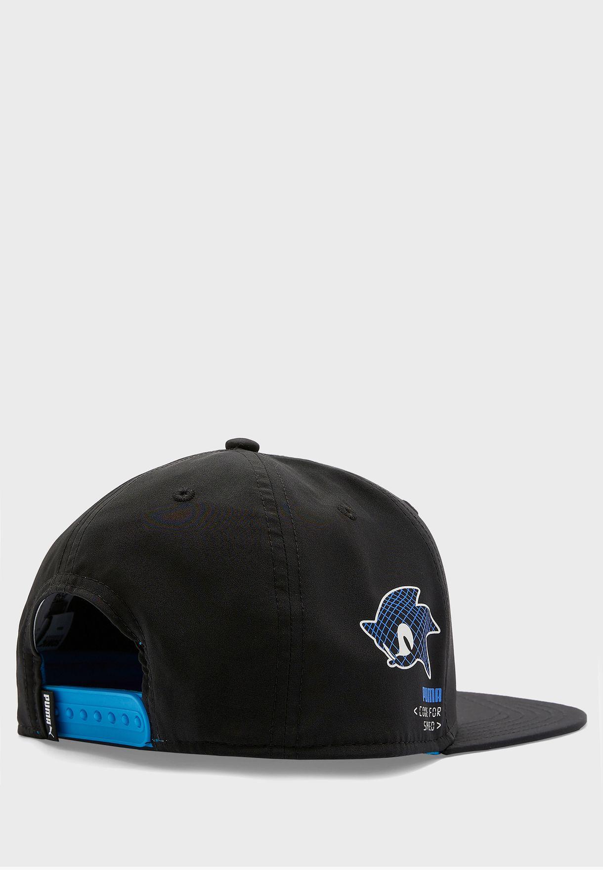 Sega Flatbrim Cap