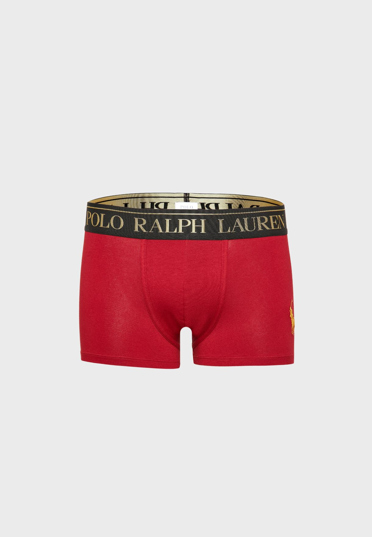2 Pack Logo Band Assorted Trunks