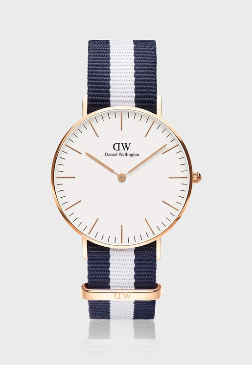 Glasgow Rose 36Mm Analog Watch