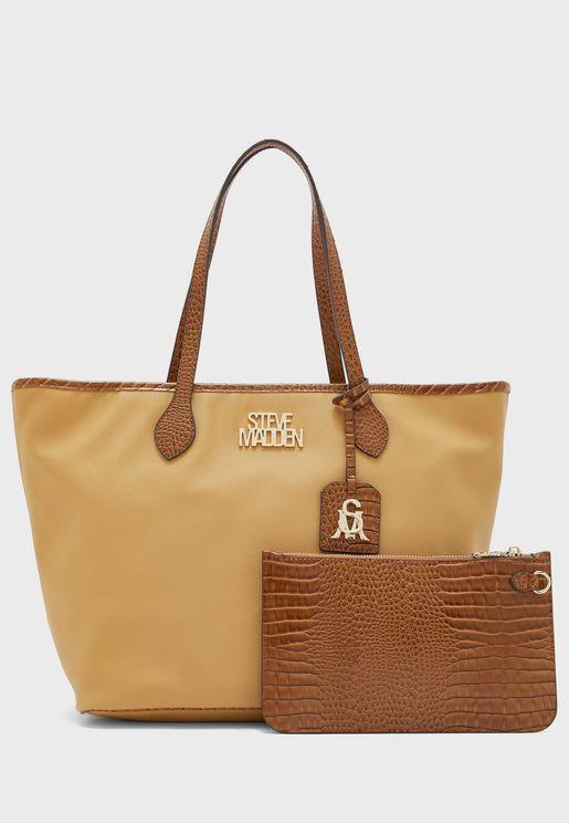 Bstarla Tote Bag