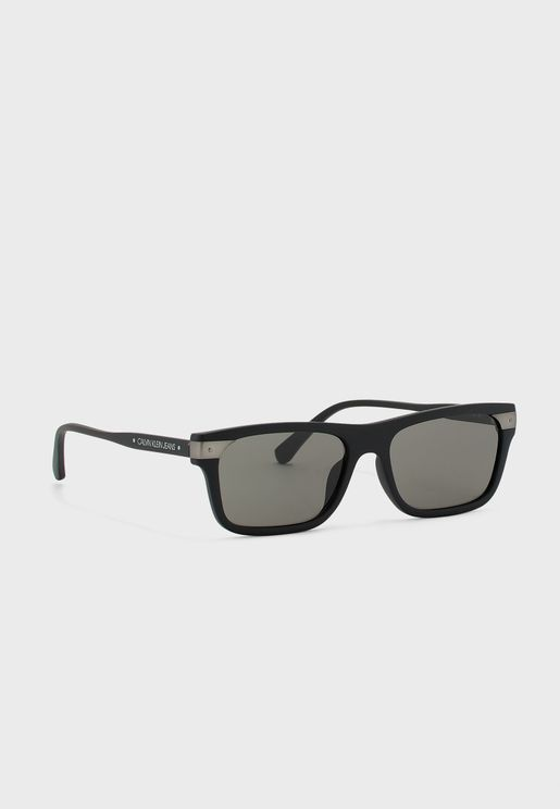 CKJ20504S Rectangular Sunglasses