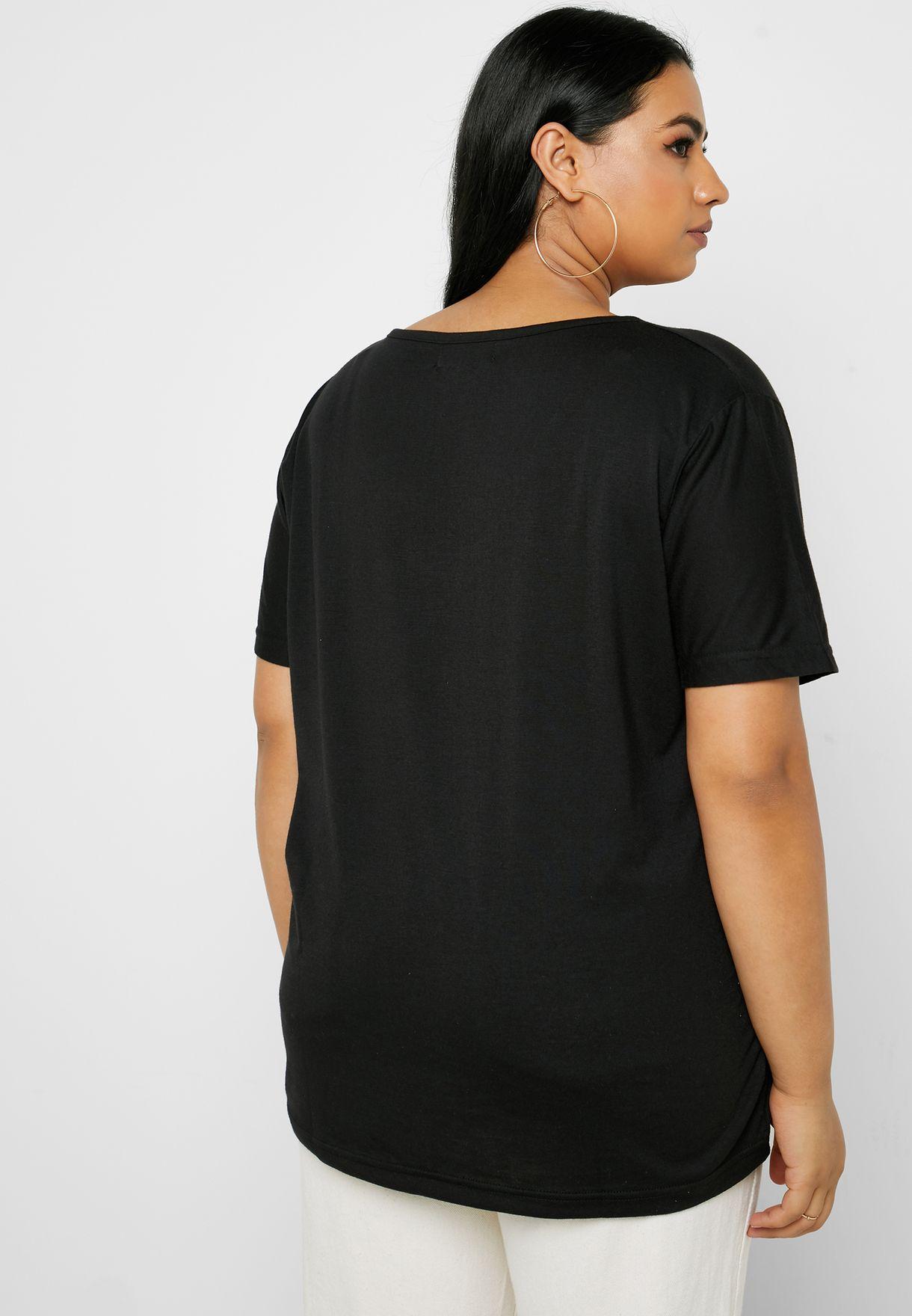 2 Pack Oversized T-Shirt