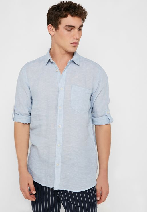 22010247a3 Only sons Shirts for Men