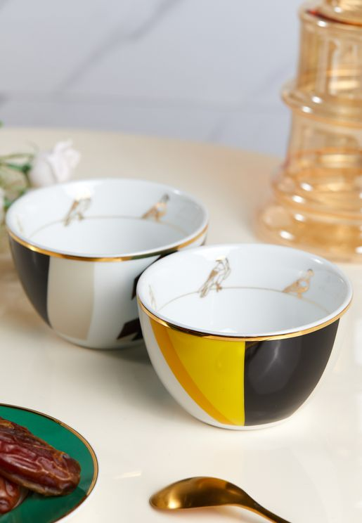 Set Of 2 Sarb Condiment Bowls