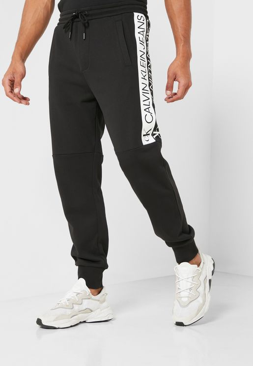 Mirror Logo Sweatpants