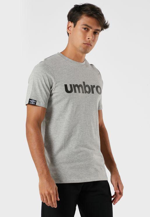 Linear Logo Graphic T-Shirt