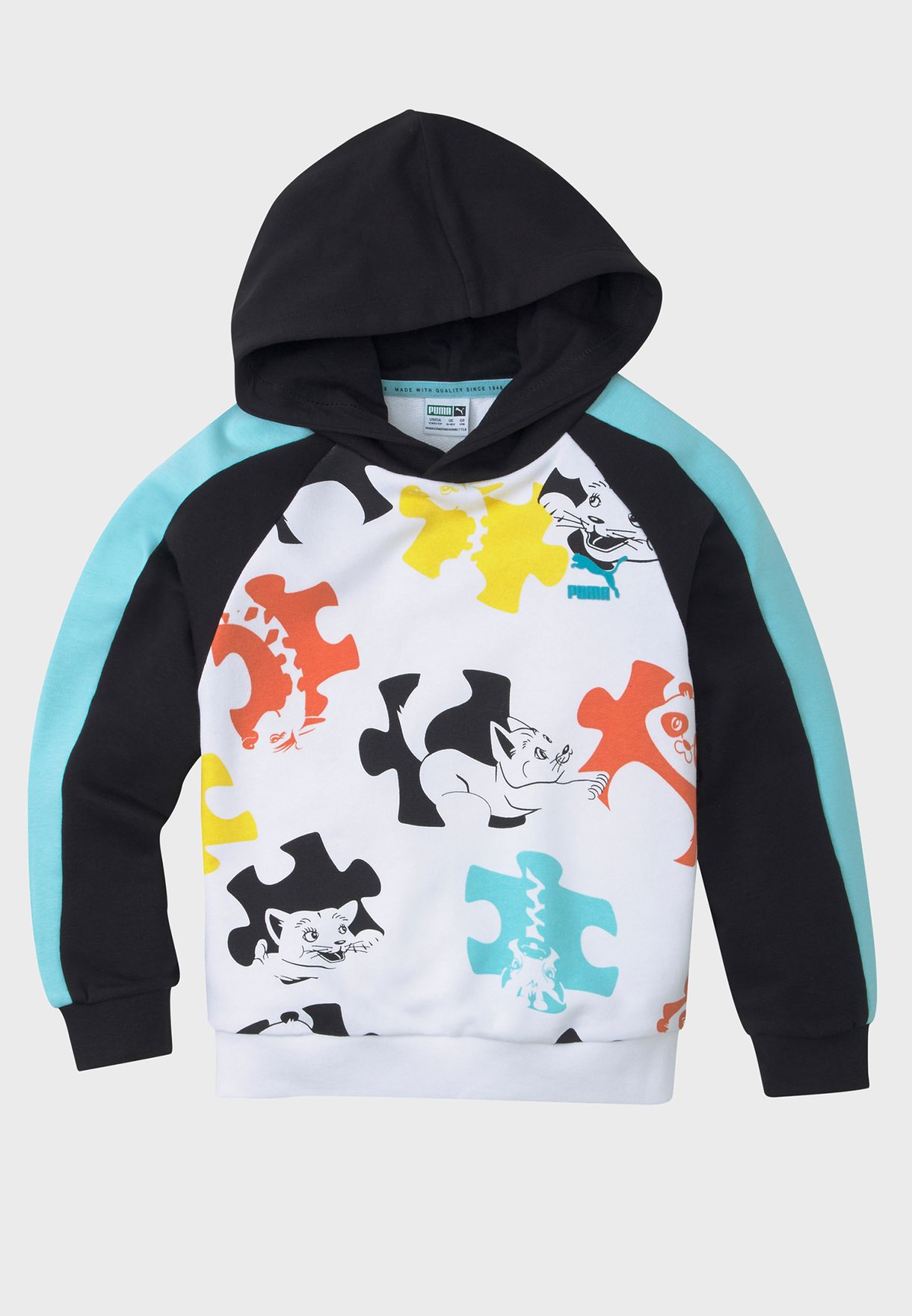 Youth Paw T7 Hoodie