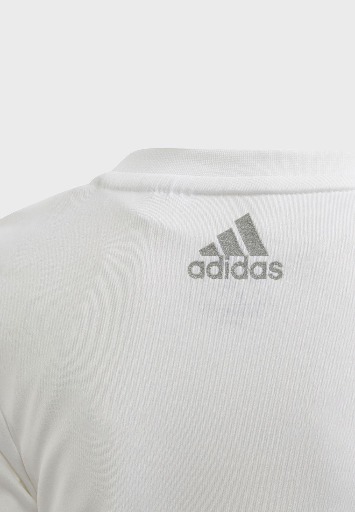 Athletics Tech Sports Training Kids T-Shirt
