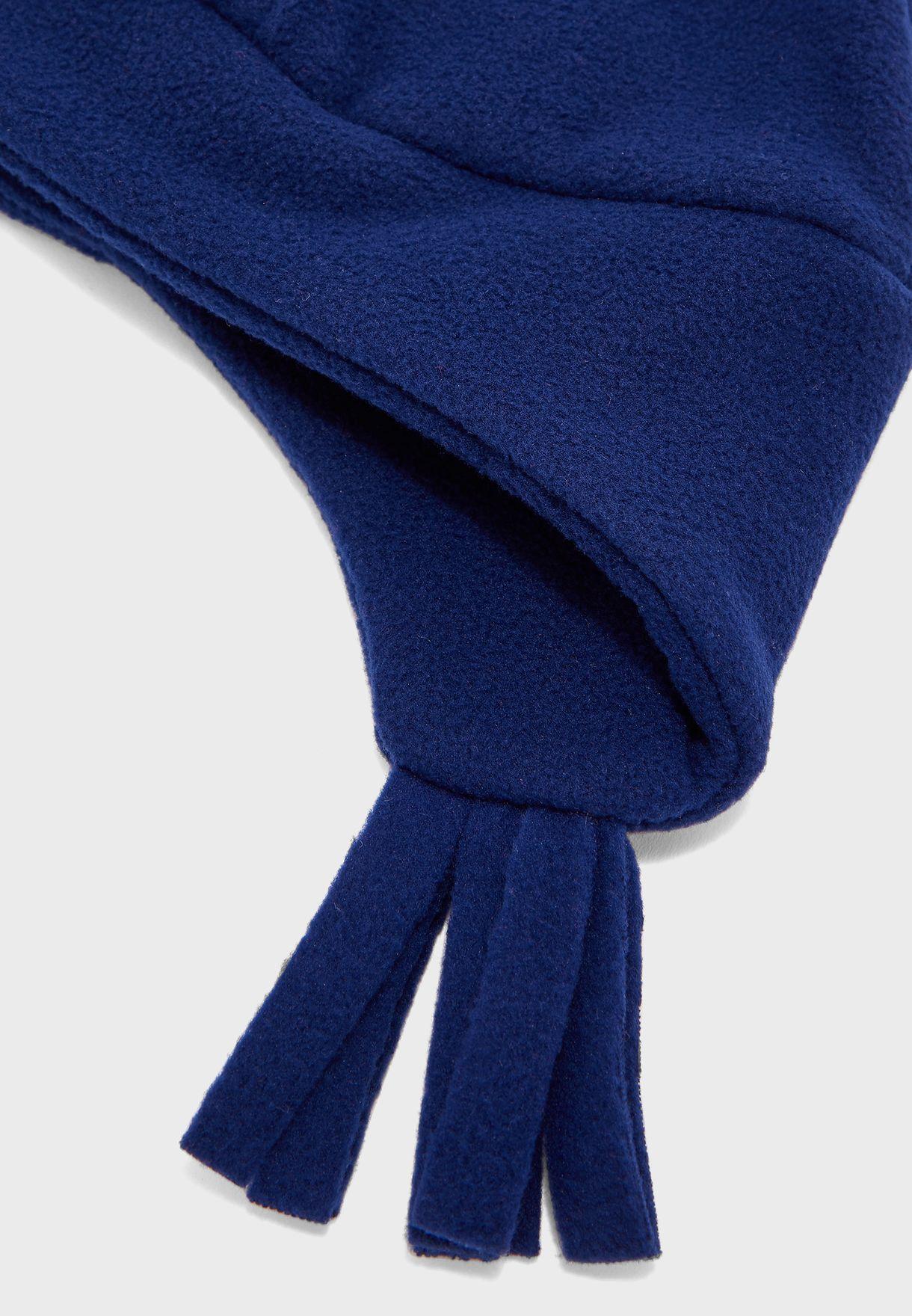 Kids Fringe Detail Hat
