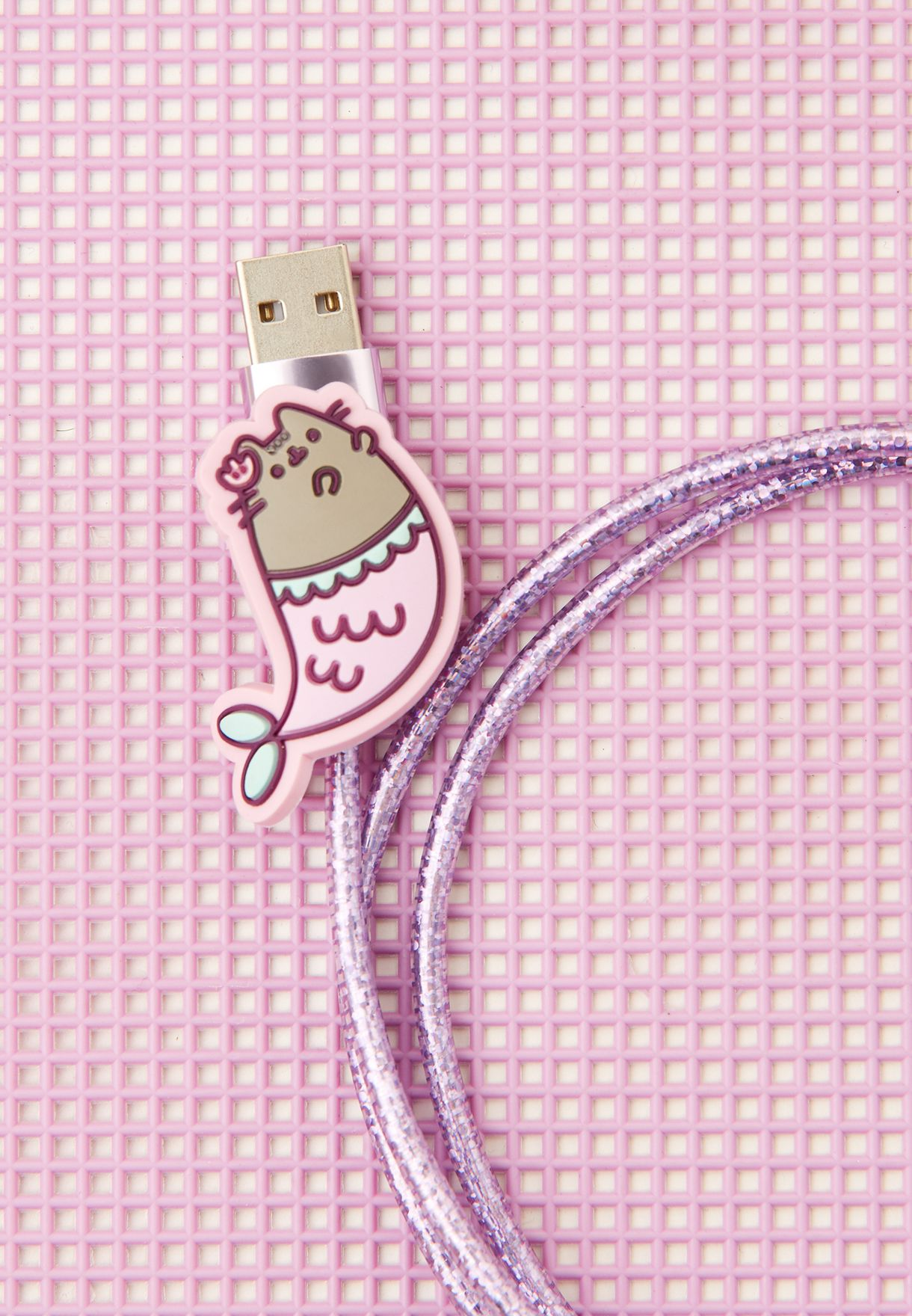 Pusheen USB Charging Cable