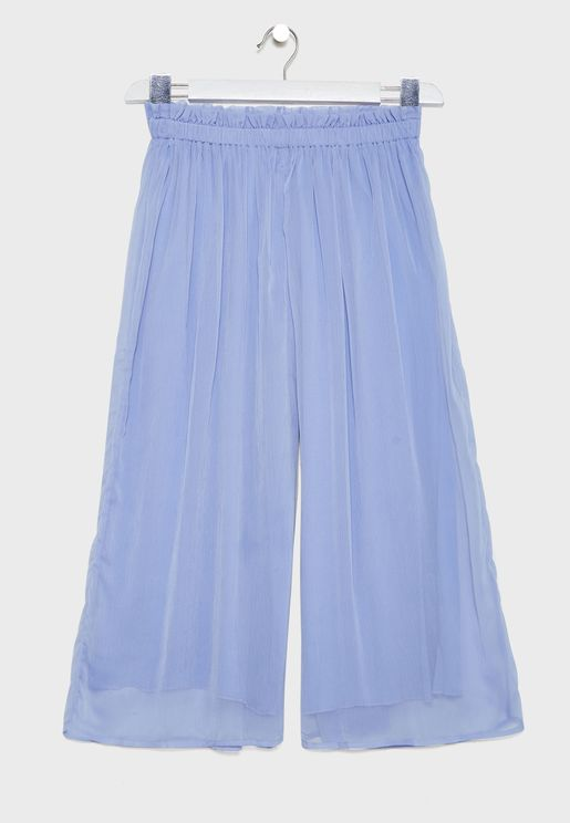 Kids Flared Trousers