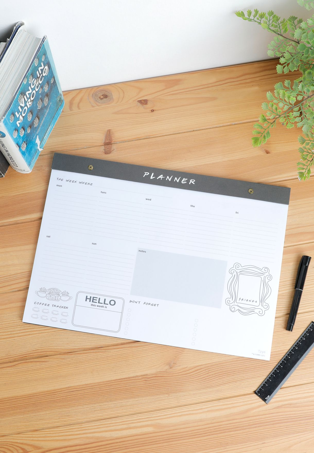 دفتر تخطيط A3 للمكتب