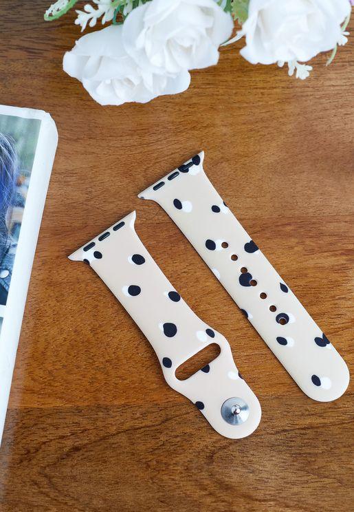Nude Spots Apple Watch Strap 38/40mm