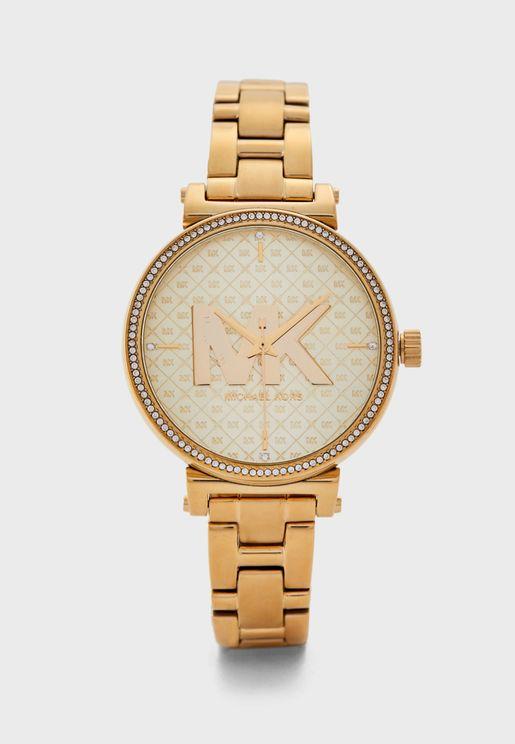 MK4334 Sofie Analog Watch