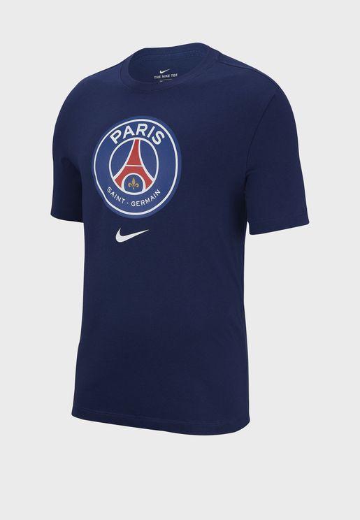 تيشيرت بشعار فريق باريس سان جيرمان