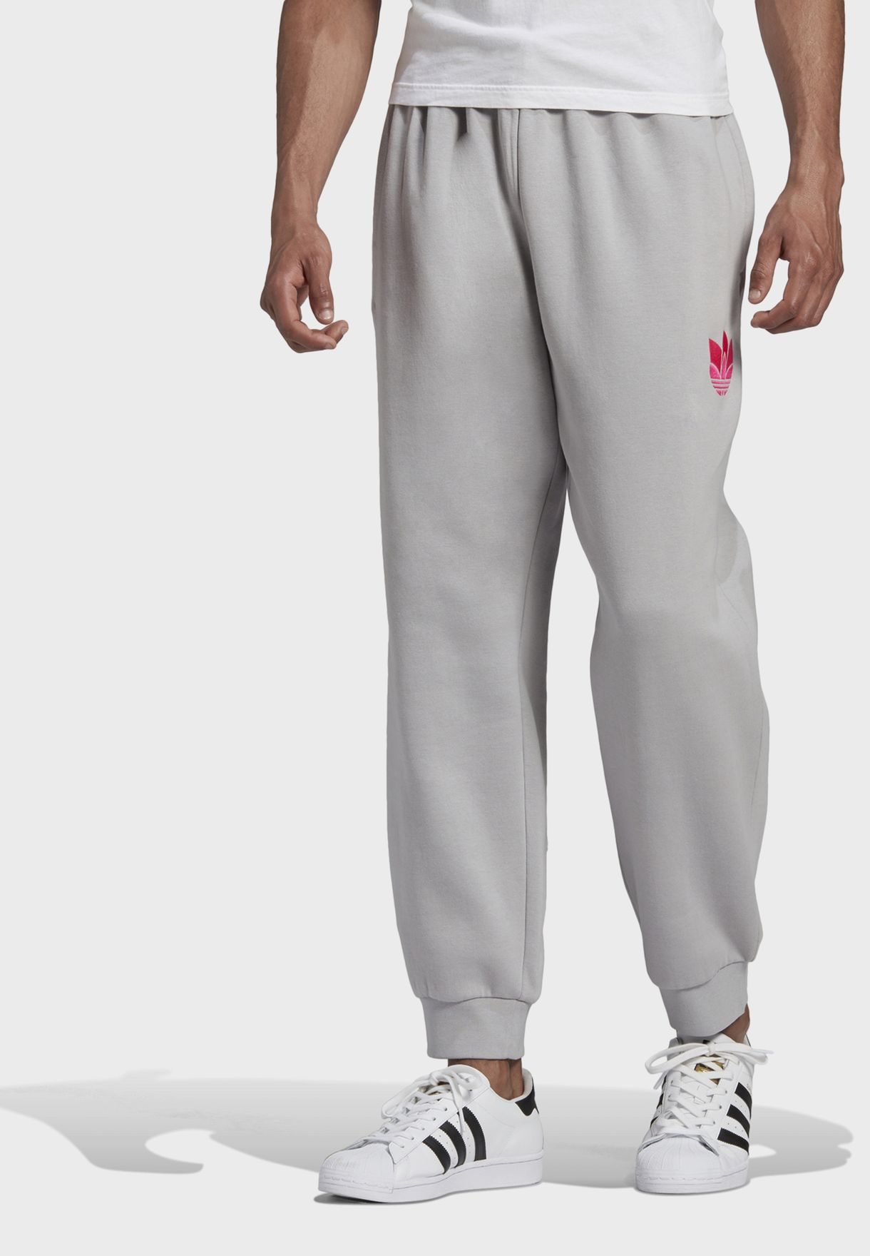 3D Trefoil Sweatpants