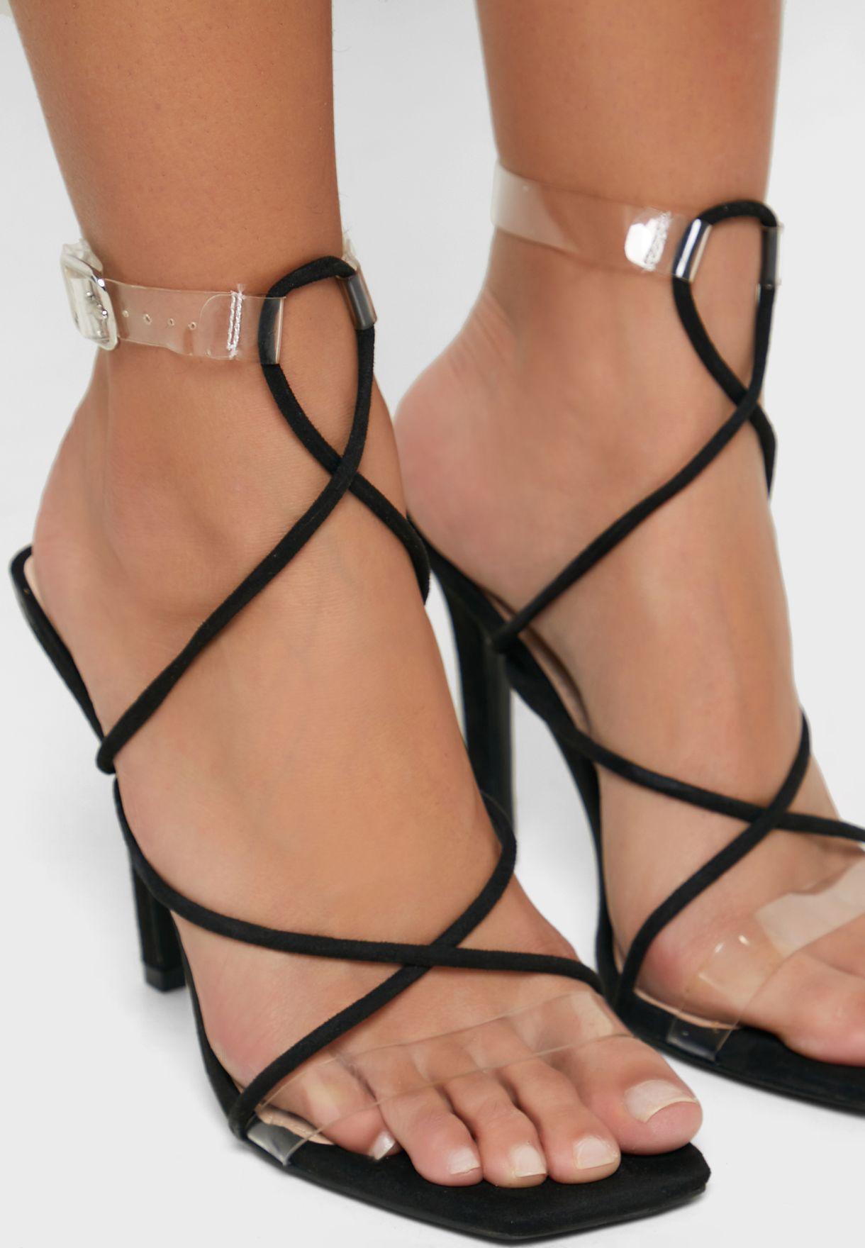 Senseless Ankle Strap Sandal