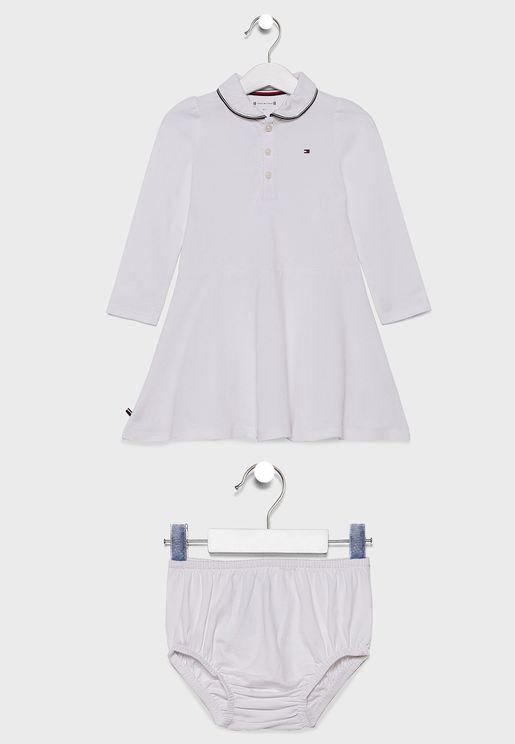 Infant Polo Dress