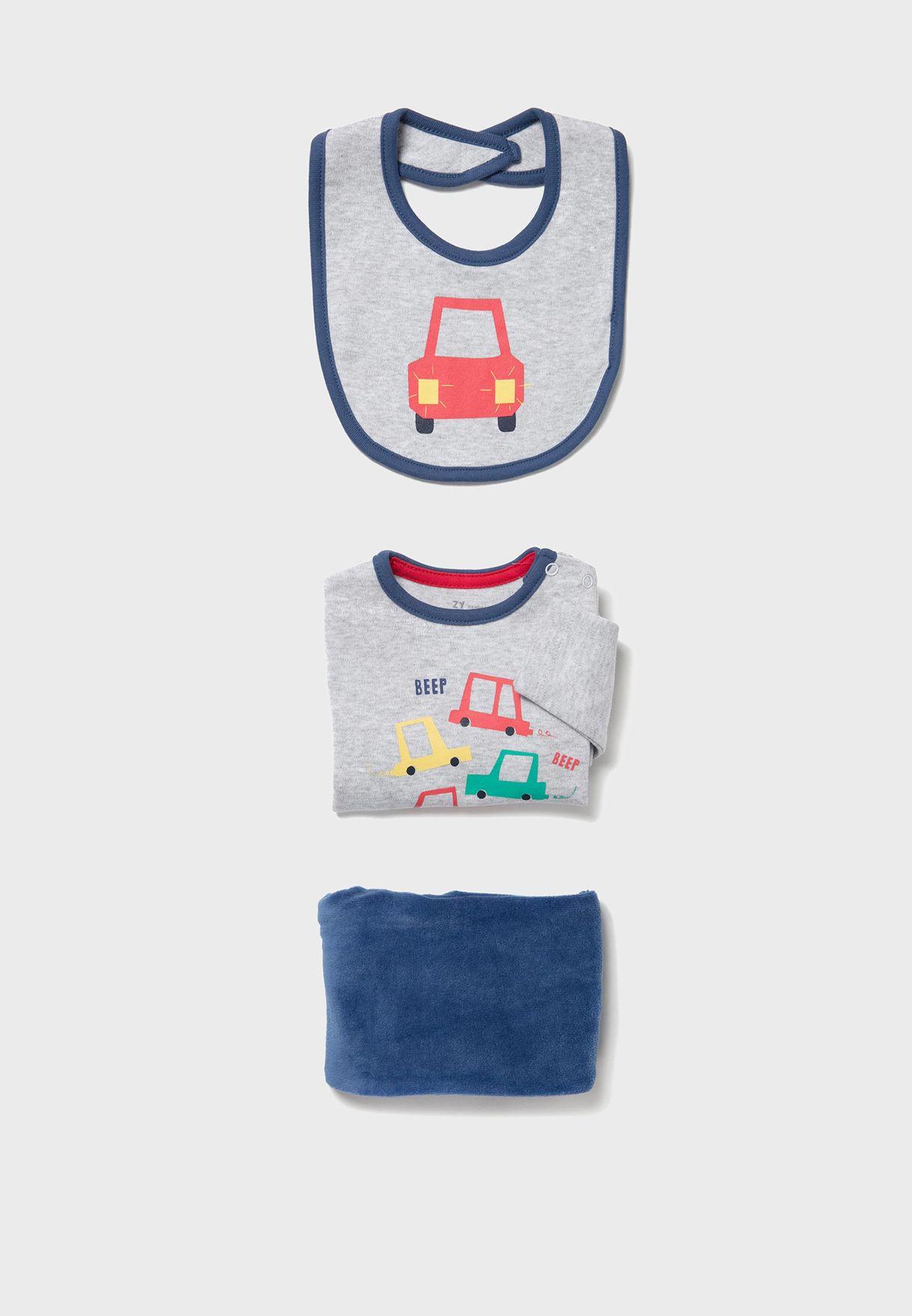 Infant Graphic Pyjama Set