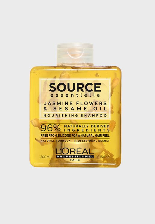 Source Essentielle Nourishing Shampoo For Dry Hair 300ml