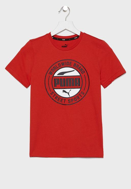 Kids Alpha Summer T-Shirt