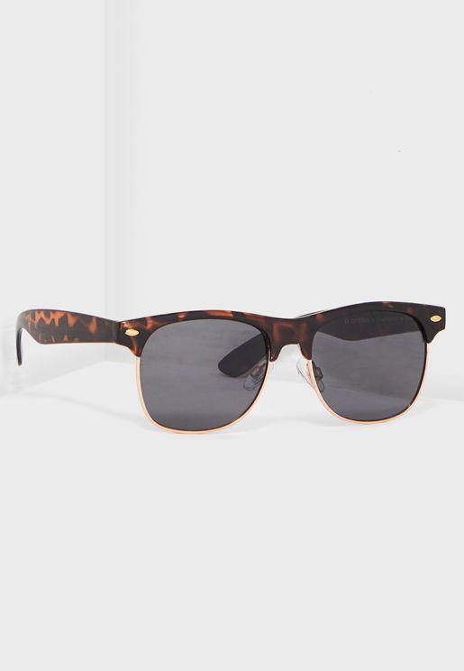 Kids Shaped Frame Sunglasses