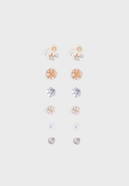 Multipack Searka Earrings