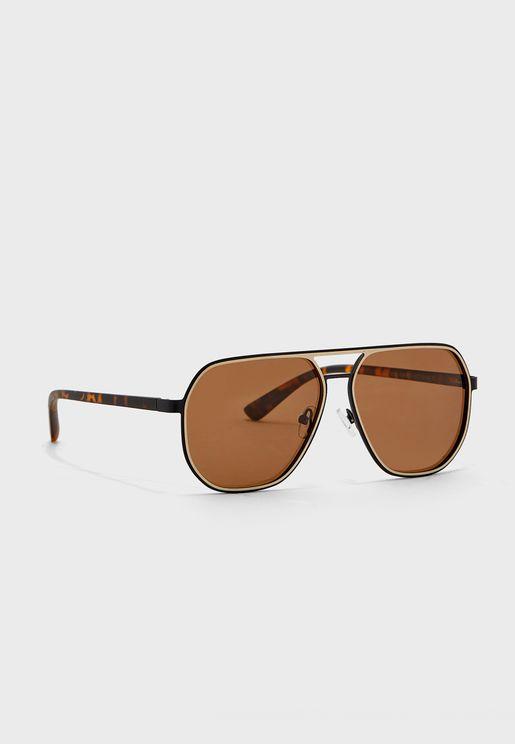 Polarized Oversize Sunglasses