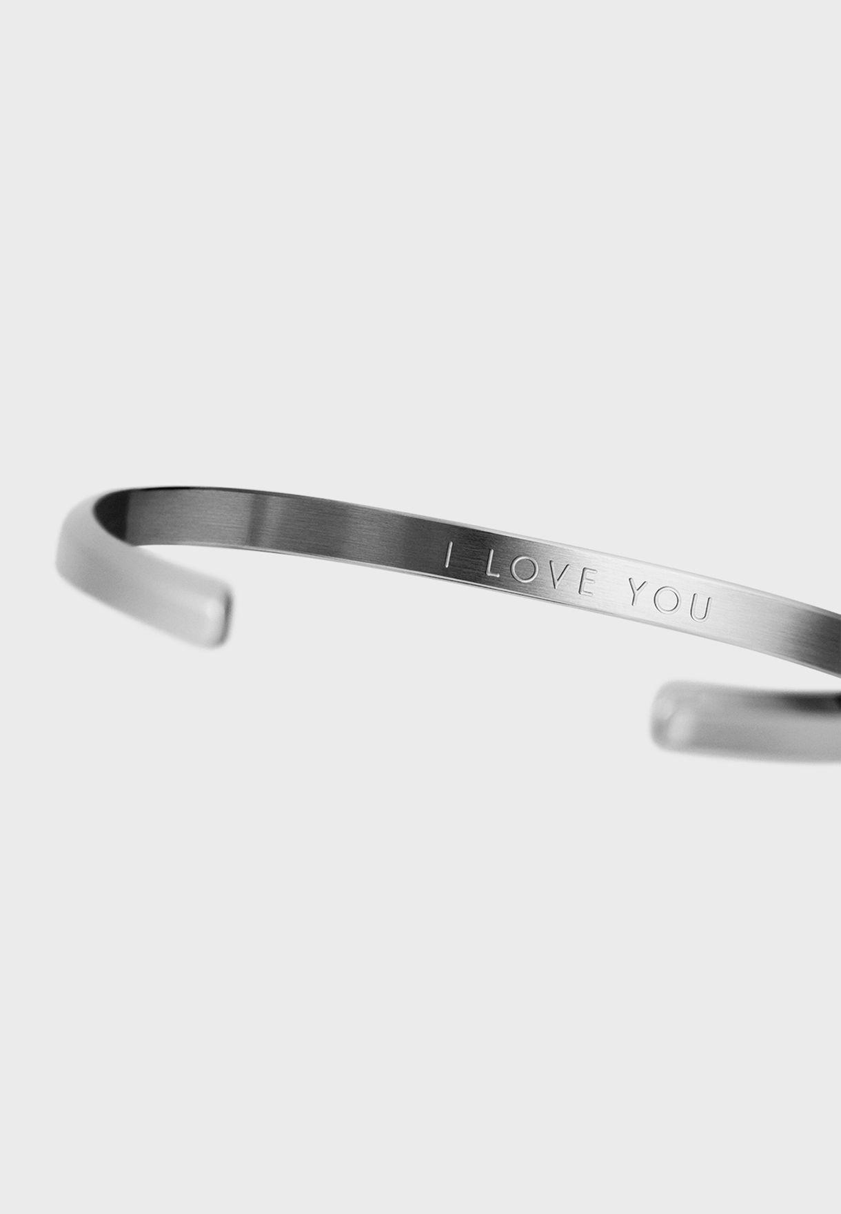 Sheffield Analog Watch & Cuff Bracelet Set