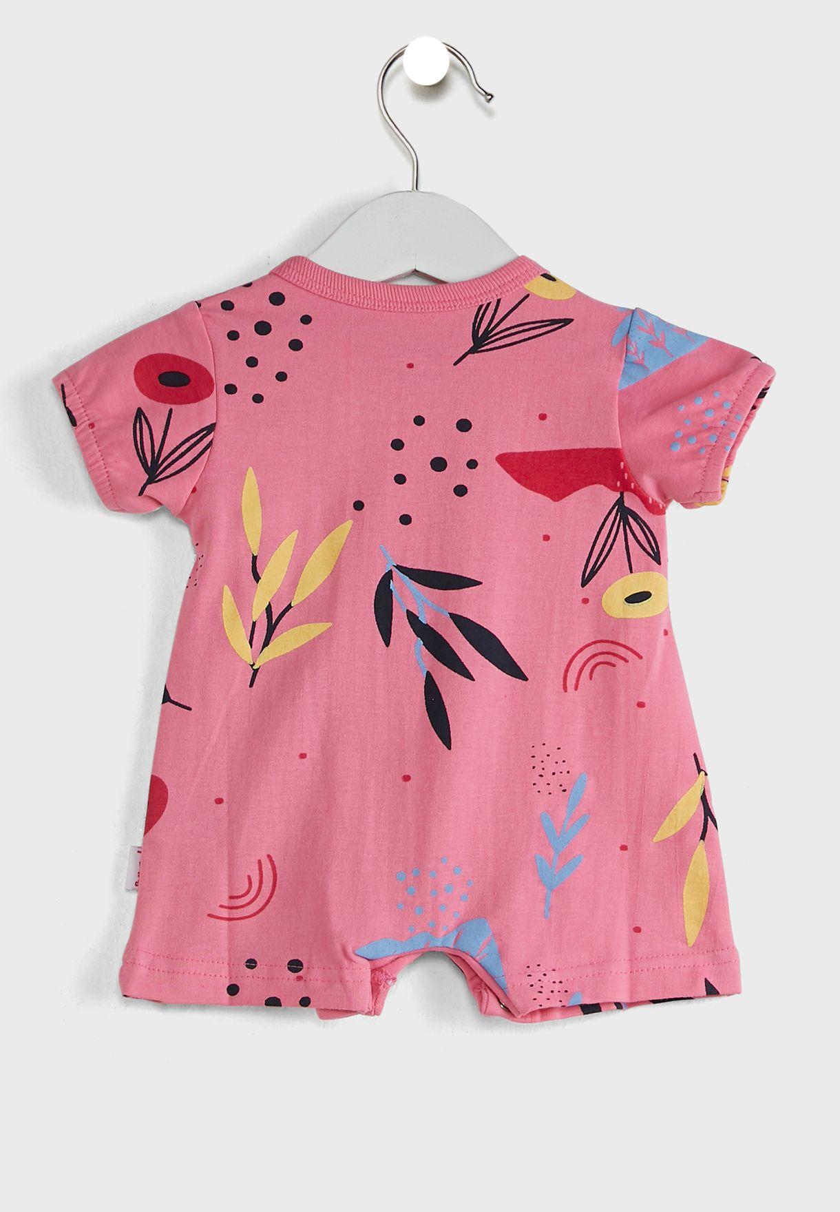 Infant Graphic Romper
