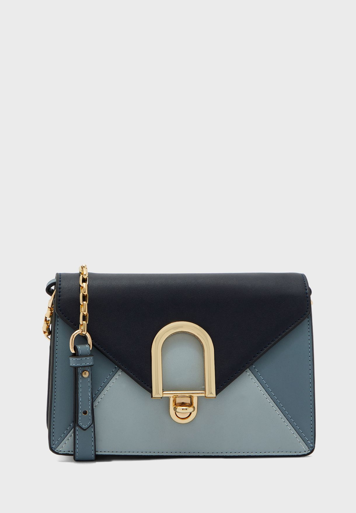 Colourblock Handbag