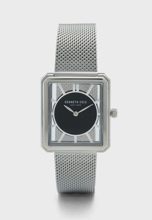 KC50791005 Mesh Strap Analog Watch