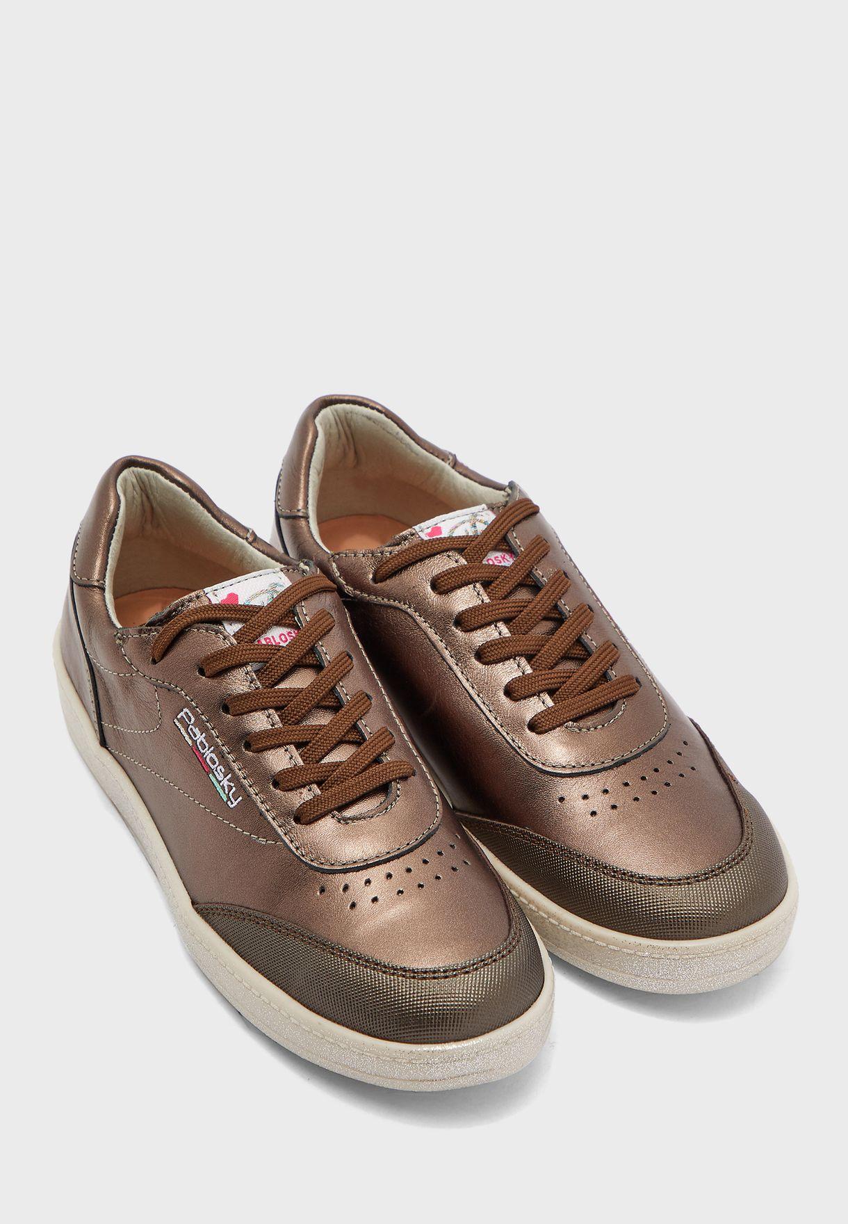 Youth Shimmer Sneaker
