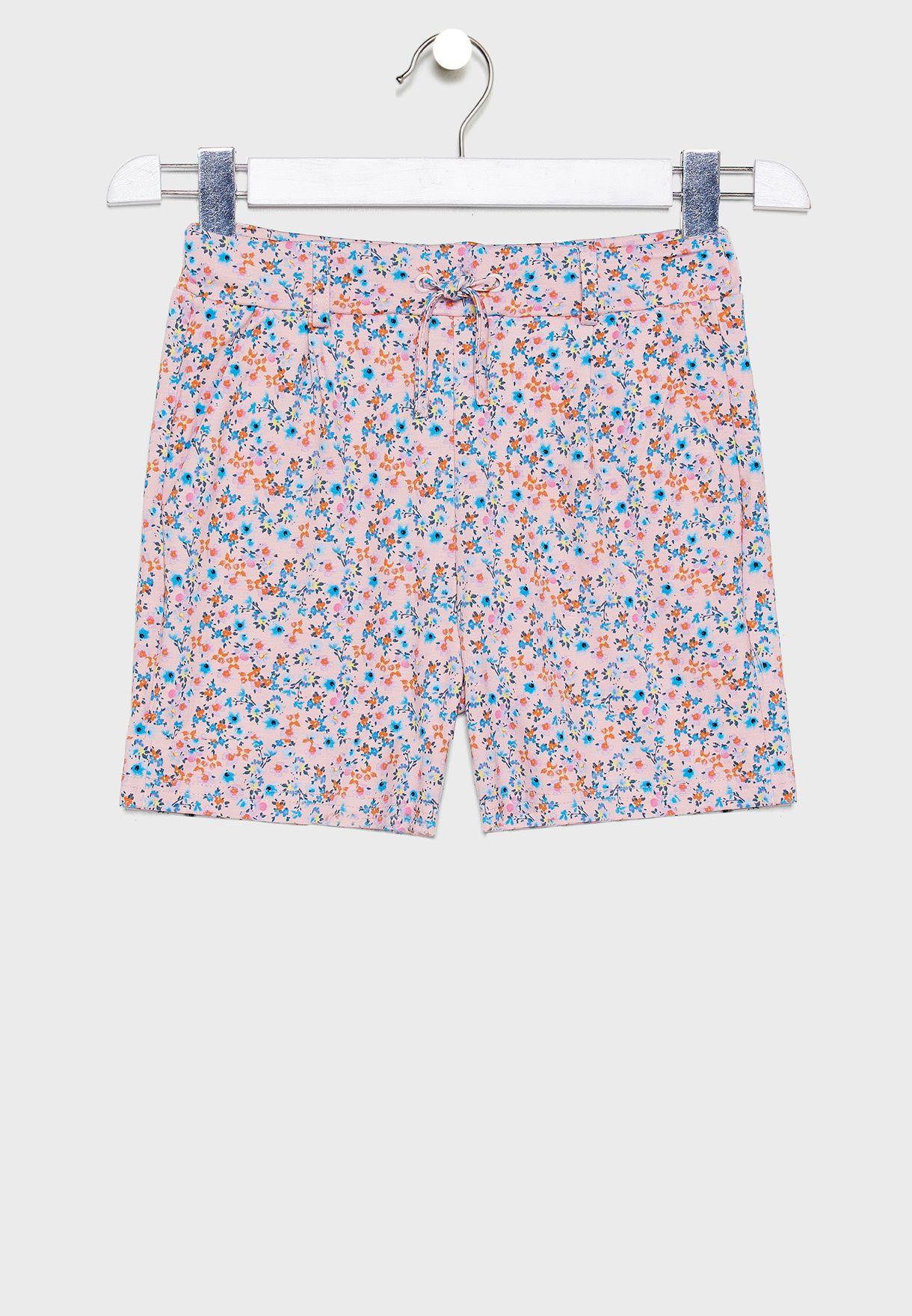 Kids Printed Shorts