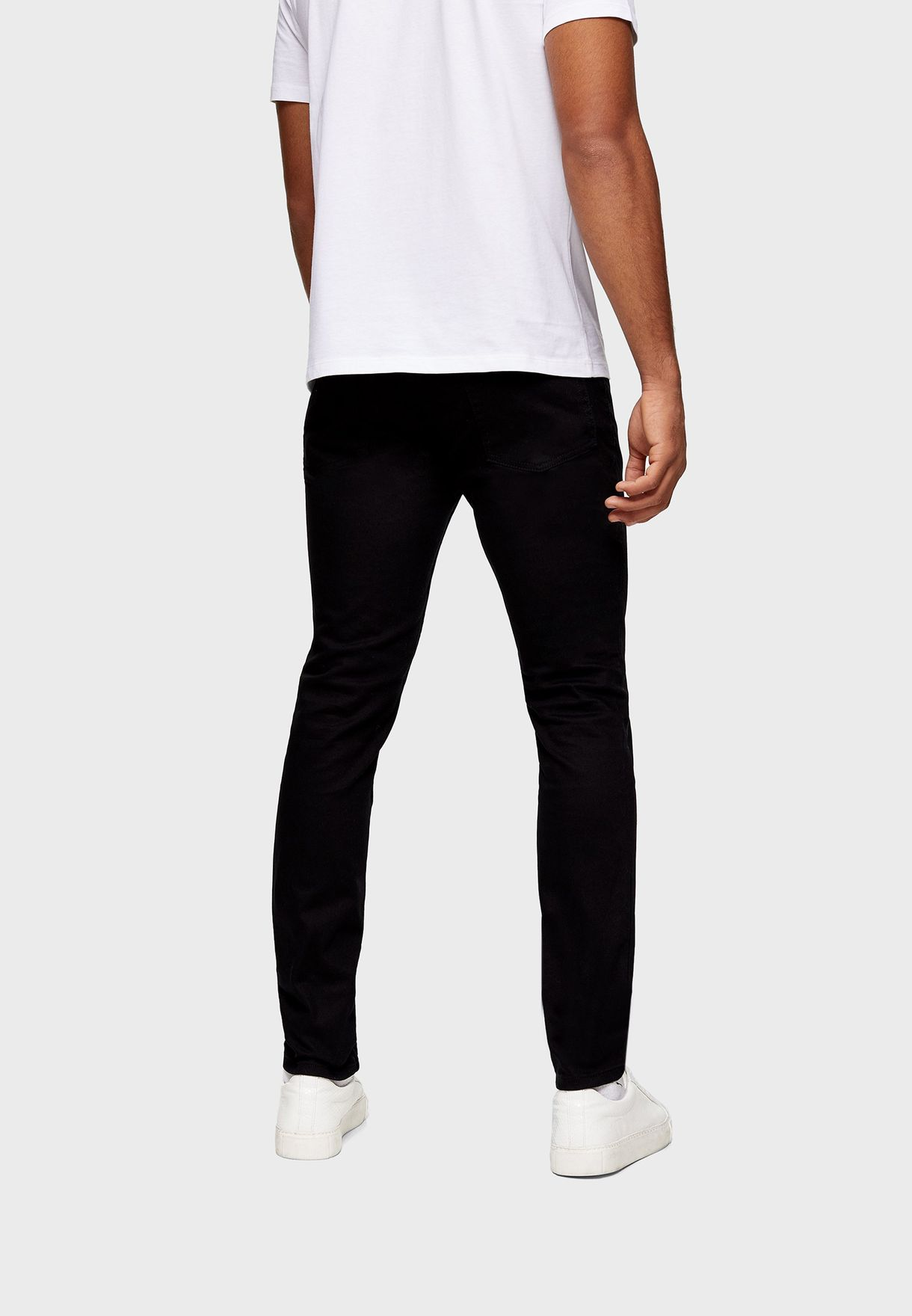 Rinse Wash Slim Fit Jeans