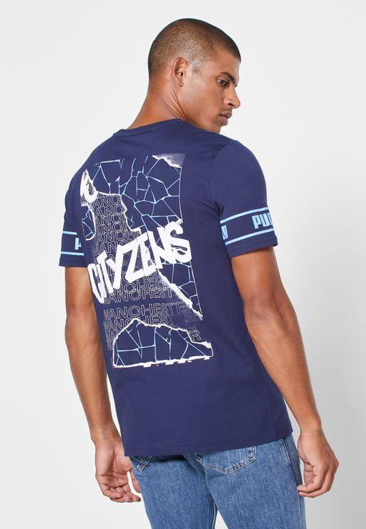 Manchester City Culture T-Shirt